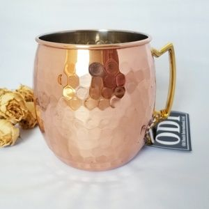 Old Dutch International Dining - Moscow Mule Coppper Cup